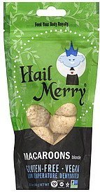 macaroons blonde Hail Merry Nutrition info
