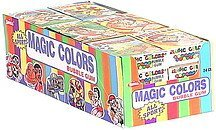 magic colors bubble gum all sport Swell Nutrition info