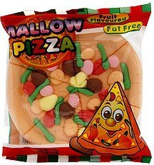 mallow pizza fruit flavoured Candymallow Nutrition info
