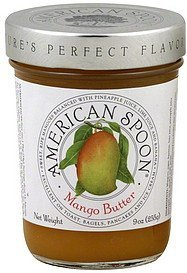 mango butter American Spoon Nutrition info