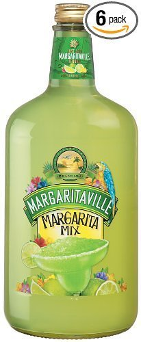 margarita mix Margaritaville Nutrition info
