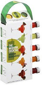 margarita mixers with rimming crystals Modern Gourmet Nutrition info