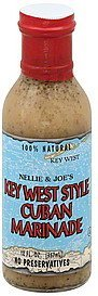 marinade cuban, key west style Nellie & Joes Nutrition info