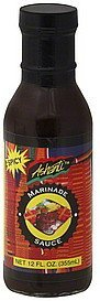 marinade sauce spicy Ashanti Nutrition info