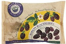 marion blackberries Stahlbush Island Farms Nutrition info