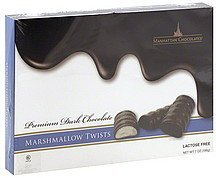 marshmallow twists Manhattan Chocolates Nutrition info