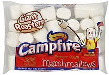 marshmallows Campfire Nutrition info