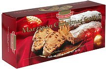 marzipan christmas stollen KuchenMeister Nutrition info