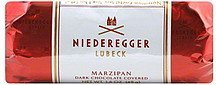 marzipan dark chocolate covered Niederegger Nutrition info