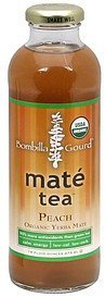 mate tea peach Bombilla Gourd Nutrition info