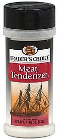 meat tenderizer Traders Choice Nutrition info