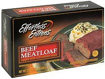 meatloaf beef Effortless Entrees Nutrition info