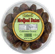 medjool dates california grown Calavo Nutrition info