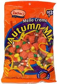 mello creme autumn mix pre-priced Zachary Nutrition info