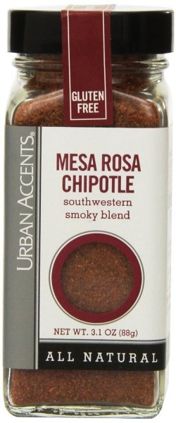 mesa rosa chipotle southwestern smoky blend Urban Accents Nutrition info