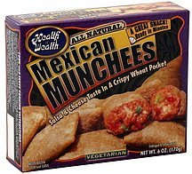 mexican munchees Health is Wealth Nutrition info