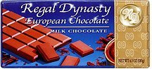 milk chocolate Regal Dynasty Nutrition info