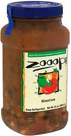 minestrone Zooop! Nutrition info
