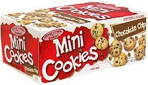 mini chocolate chip cookies Stone Creek Bakers Nutrition info