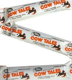 mini cow tales Goetzes Nutrition info