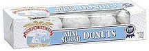 mini sugar donuts Stater Bros. Nutrition info