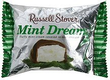 mint dream Russell Stover Nutrition info