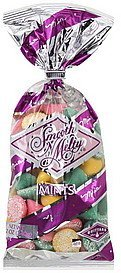 mints smooth melty Guittard Nutrition info