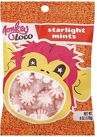 mints starlight Monkey Loco Nutrition info