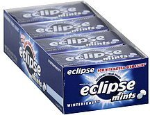 mints sugarfree, winterfrost Eclipse Nutrition info