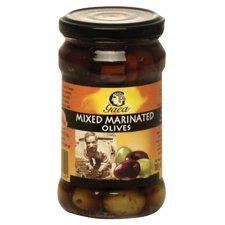 mixed marinated olives Gaea Nutrition info