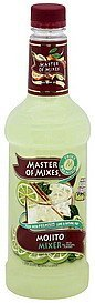 mixer mojito Master of Mixes Nutrition info