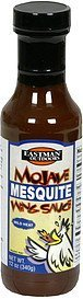 mojave wing sauce mesquite, mild heat Eastman Outdoors Nutrition info