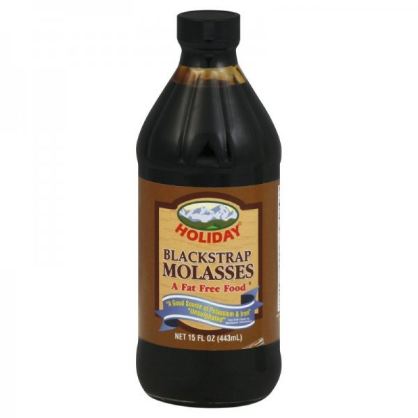 molasses blackstrap HOLIDAY Nutrition info