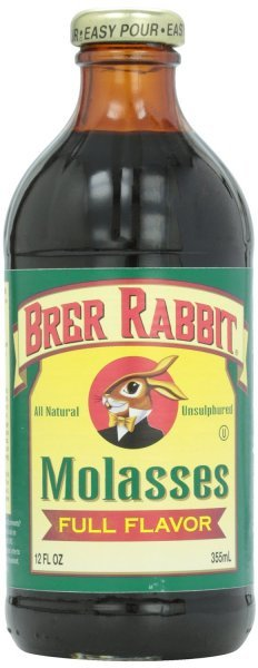 molasses full flavor Brer Rabbit Nutrition info