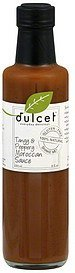 moroccan sauce tangy & peppery Dulcet Nutrition info