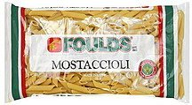 mostaccioli Foulds Nutrition info