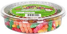 mouth-puckering candy fat free Sour Jacks Nutrition info