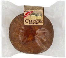 muffin cheese Bon Appetit Nutrition info