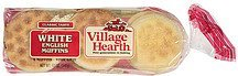 muffins white english Village Hearth Nutrition info