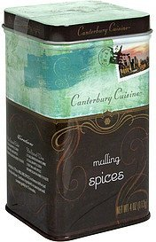 mulling spices Canterbury Cuisine Nutrition info