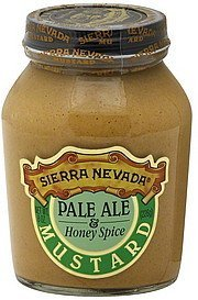 mustard pale ale & honey spice Sierra Nevada Nutrition info