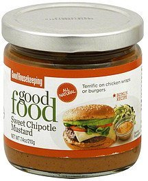 mustard sweet chipotle Good Housekeeping Nutrition info