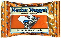 nectar nugget peanut butter crunch Nectar Bee Trading Nutrition info