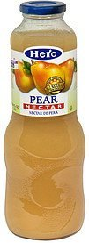 nectar pear Hero Nutrition info