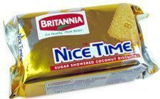 nice time biscuits Britannia Nutrition info