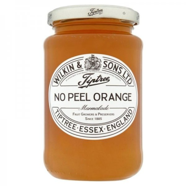 no peel marmalade orange Tiptree Nutrition info