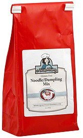 noodle/dumpling mix The Twisted Bakery Nutrition info