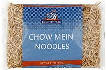 noodles chow mein Midwest Country Fare Nutrition info