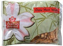 noodles chow mein Asian Harvest Nutrition info