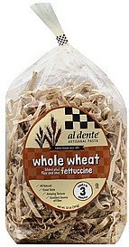 noodles wheat fettuccine Al Dente Nutrition info
